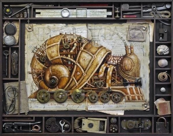 радионик-машина